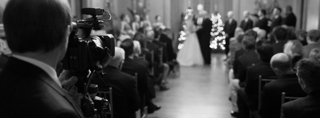 Wedding videographer post